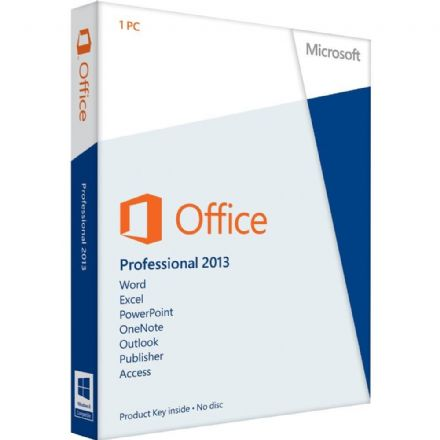 Microsoft Office 2013 Pro- Download -